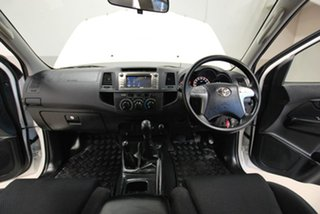 2014 Toyota Hilux SR Double Cab Cab Chassis.