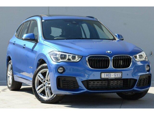 Used BMW X1 sDrive18d Steptronic, Clayton, 2017 BMW X1 sDrive18d Steptronic Wagon