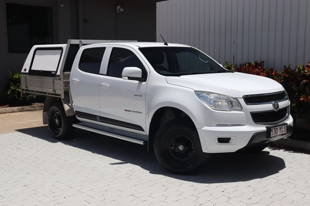 Used Holden Colorado LX Crew Cab, Cairns, 2012 Holden Colorado LX Crew Cab Utility