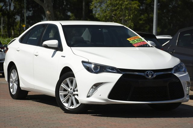 Used Toyota Camry Atara S, Warwick Farm, 2017 Toyota Camry Atara S Sedan