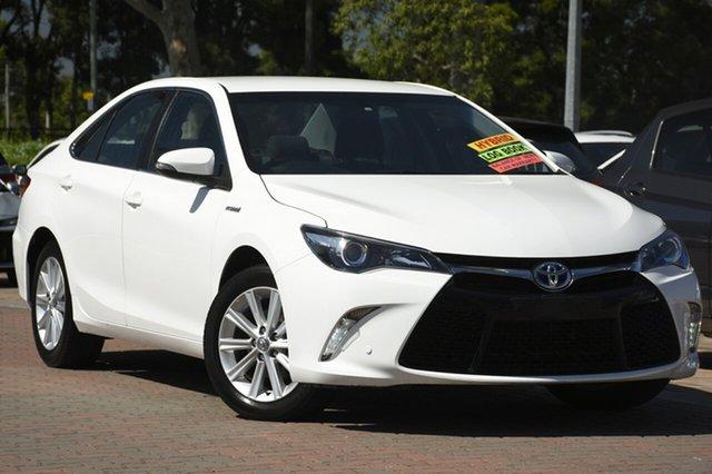 Used Toyota Camry Atara S, Narellan, 2017 Toyota Camry Atara S Sedan