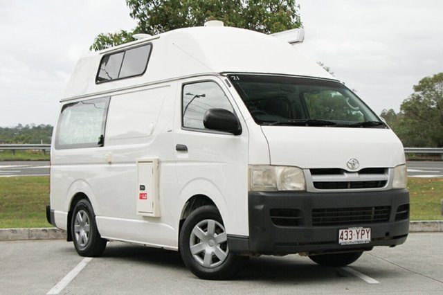 Used Toyota HiAce, Indooroopilly, 2007 Toyota HiAce Van