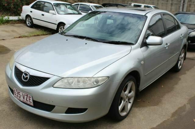 Used Mazda 6 Luxury, Underwood, 2003 Mazda 6 Luxury Hatchback