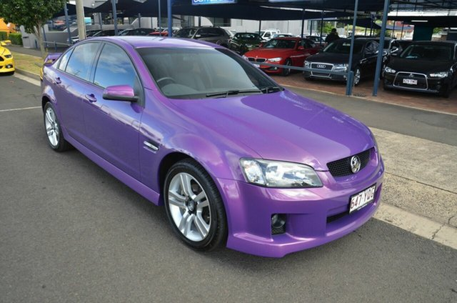 Used Holden Commodore SV6, Toowoomba, 2007 Holden Commodore SV6 Sedan