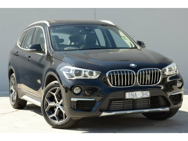 Demonstrator, Demo, Near New BMW X1 sDrive18d Steptronic, Clayton, 2018 BMW X1 sDrive18d Steptronic Wagon