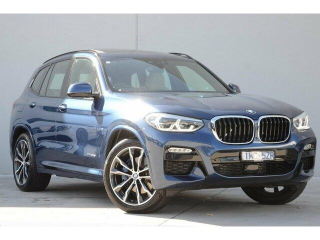Used BMW X3 xDrive30d Steptronic, Clayton, 2017 BMW X3 xDrive30d Steptronic Wagon