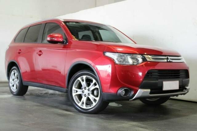 Used Mitsubishi Outlander LS 4WD, Underwood, 2014 Mitsubishi Outlander LS 4WD Wagon