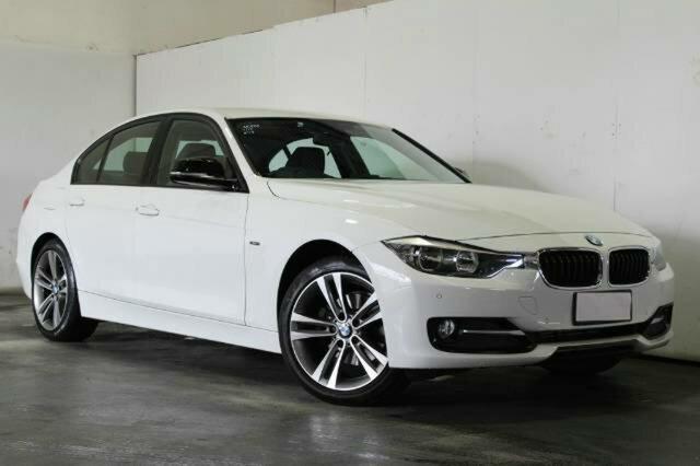 Used BMW 320d, Underwood, 2013 BMW 320d Sedan