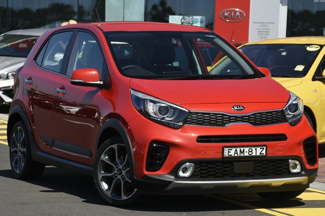 Demonstrator, Demo, Near New Kia Picanto AO Edition, Warwick Farm, 2018 Kia Picanto AO Edition Hatchback