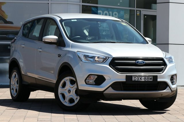 Discounted Used Ford Escape Ambiente 2WD, Warwick Farm, 2018 Ford Escape Ambiente 2WD SUV