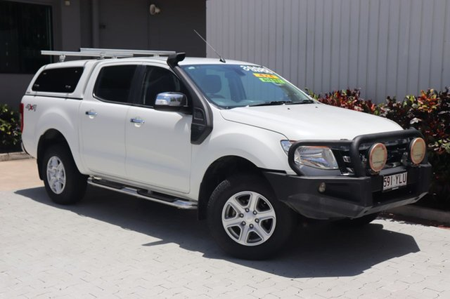 Used Ford Ranger XLT Double Cab, Cairns, 2014 Ford Ranger XLT Double Cab Utility