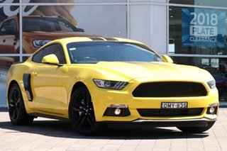 2017 Ford Mustang Fastback Fastback.