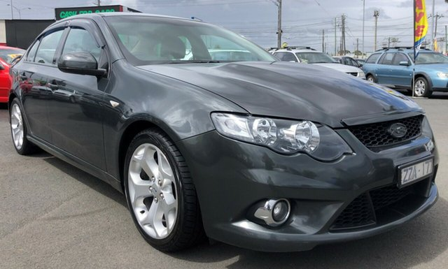 Used Ford Falcon XR6 with RWC & REG, Cheltenham, 2009 Ford Falcon XR6 with RWC & REG Sedan