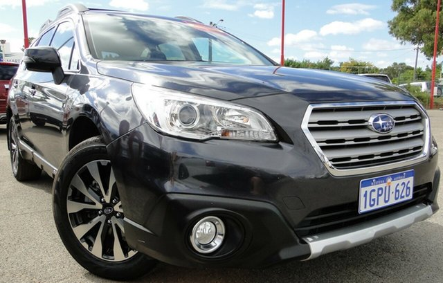 Used Subaru Outback 2.5i CVT AWD, Bellevue, 2015 Subaru Outback 2.5i CVT AWD Wagon