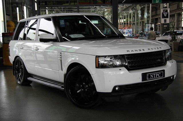 Used Land Rover Range Rover Vogue TDV8, North Melbourne, 2012 Land Rover Range Rover Vogue TDV8 Wagon