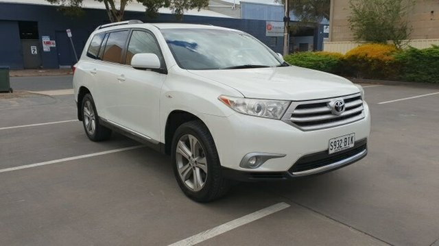 Used Toyota Kluger KX-S (4x4), Melrose Park, 2013 Toyota Kluger KX-S (4x4) Wagon