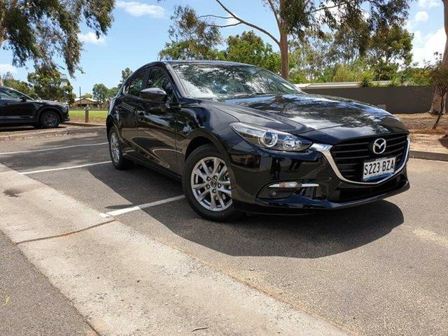 Demonstrator, Demo, Near New Mazda 3 Maxx SKYACTIV-Drive Sport, Cheltenham, 2018 Mazda 3 Maxx SKYACTIV-Drive Sport Hatchback