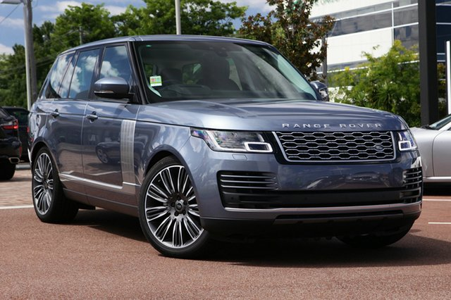 New Land Rover Range Rover SDV6 Vogue, Osborne Park, 2018 Land Rover Range Rover SDV6 Vogue Wagon