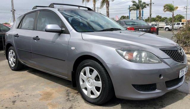 Used Mazda 3 RWC & REG, Cheltenham, 2005 Mazda 3 RWC & REG Hatchback
