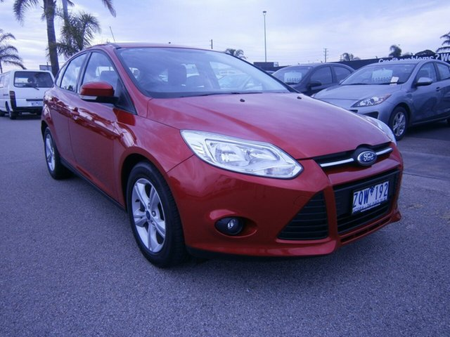 Used Ford Focus Trend, Cheltenham, 2013 Ford Focus Trend Hatchback