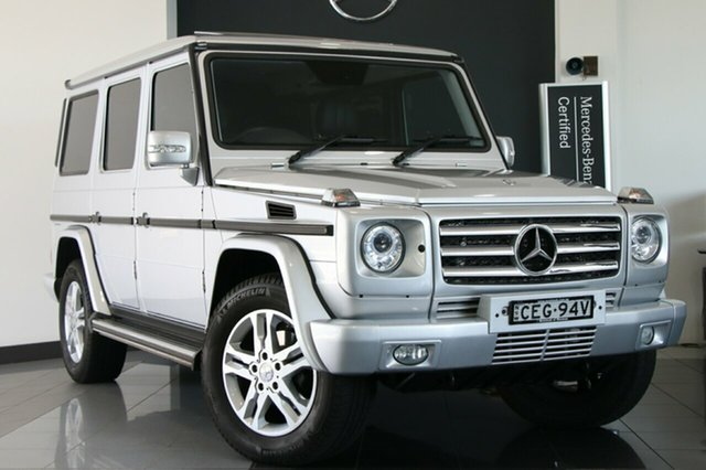 Used Mercedes-Benz G350 BlueTEC 7G-Tronic 4MATIC, Southport, 2011 Mercedes-Benz G350 BlueTEC 7G-Tronic 4MATIC Wagon