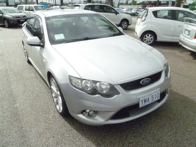 Used Ford Falcon XR6, Cheltenham, 2010 Ford Falcon XR6 Sedan