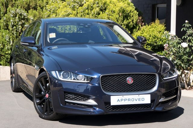Used Jaguar XE 20d R-Sport, Bunbury, 2017 Jaguar XE 20d R-Sport Sedan