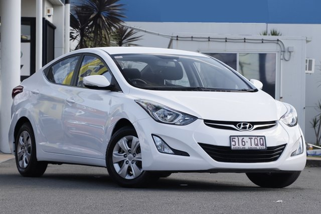Used Hyundai Elantra Active, Beaudesert, 2013 Hyundai Elantra Active Sedan