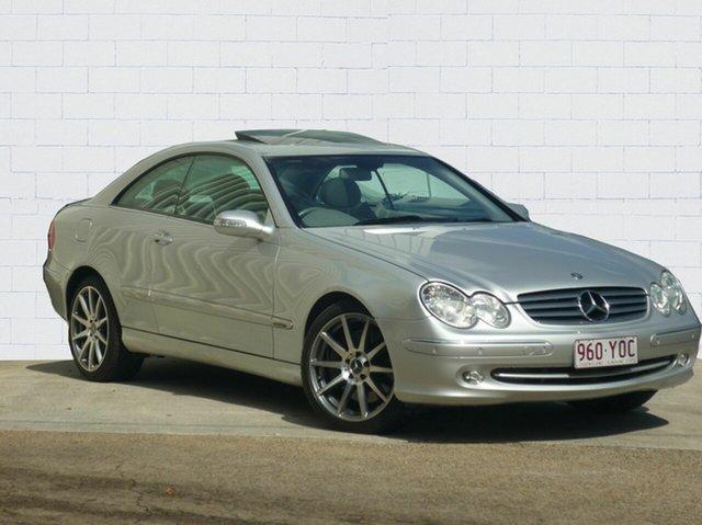 Used Mercedes-Benz CLK500 Elegance, Moorooka, 2004 Mercedes-Benz CLK500 Elegance Coupe