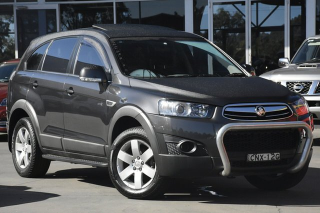 Used Holden Captiva 7 SX, Southport, 2013 Holden Captiva 7 SX SUV