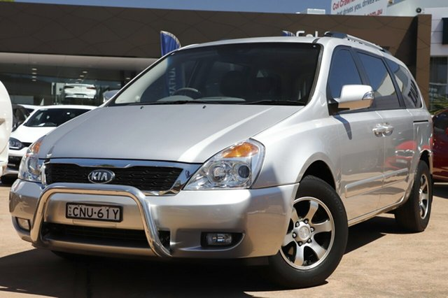 Used Kia Grand Carnival SI, Brookvale, 2012 Kia Grand Carnival SI Wagon