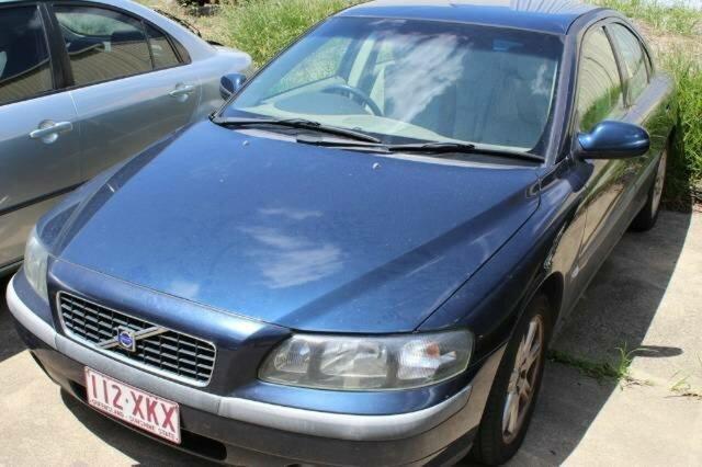 Used Volvo S60 T, Underwood, 2001 Volvo S60 T Sedan