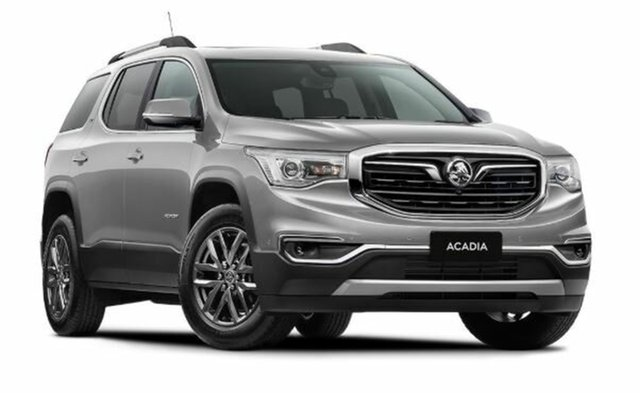 Demonstrator, Demo, Near New Holden Acadia LTZ AWD, Atherton, 2018 Holden Acadia LTZ AWD Wagon