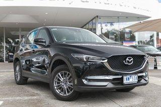 Used Mazda CX-5 Maxx Sport (4x4) (5YR), Mulgrave, 2018 Mazda CX-5 Maxx Sport (4x4) (5YR) MY18 (KF Series 2) Wagon