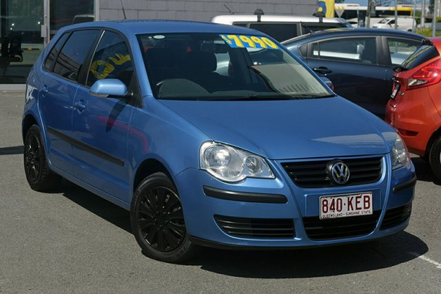 Used Volkswagen Polo TDI, Southport, 2007 Volkswagen Polo TDI Hatchback