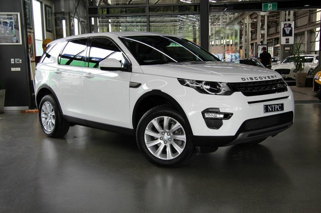 Used Land Rover Discovery Sport Td4 SE, North Melbourne, 2016 Land Rover Discovery Sport Td4 SE Wagon