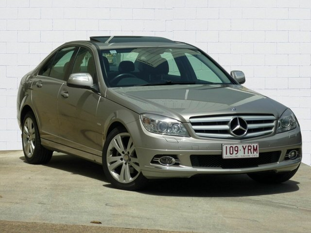 Used Mercedes-Benz C280 Elegance, Moorooka, 2008 Mercedes-Benz C280 Elegance Sedan