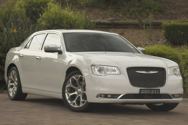 Discounted Demonstrator, Demo, Near New Chrysler 300 C Luxury, Southport, 2018 Chrysler 300 C Luxury Sedan