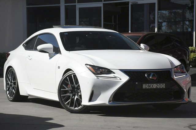 Used Lexus RC RC350 F Sport, Southport, 2017 Lexus RC RC350 F Sport Coupe