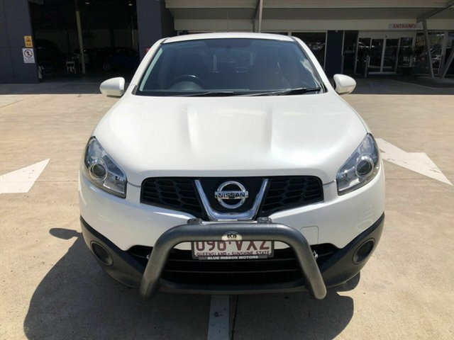 Discounted Used Nissan Dualis ST Hatch X-tronic 2WD, Yamanto, 2013 Nissan Dualis ST Hatch X-tronic 2WD Hatchback
