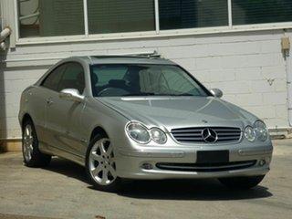 2004 Mercedes-Benz CLK320 Elegance Coupe.