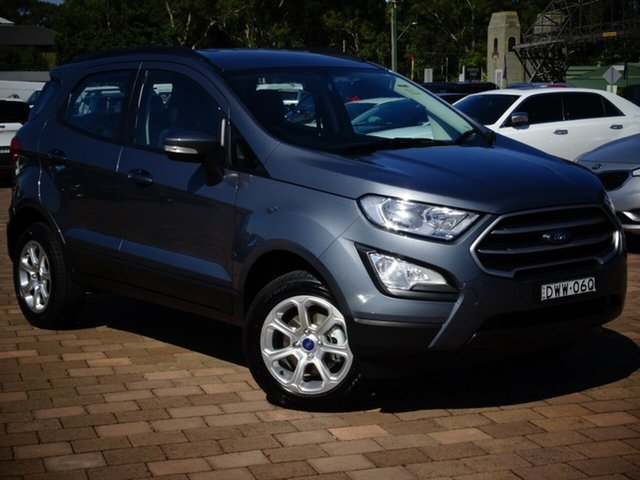 Discounted Used Ford Ecosport Trend, Warwick Farm, 2018 Ford Ecosport Trend SUV
