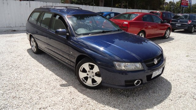 Used Holden Commodore Lumina, Seaford, 2005 Holden Commodore Lumina Wagon