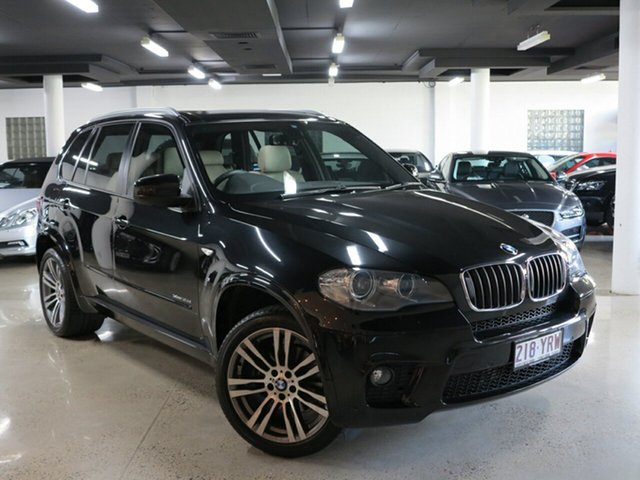 Used BMW X5 xDrive30d Steptronic, Albion, 2013 BMW X5 xDrive30d Steptronic Wagon