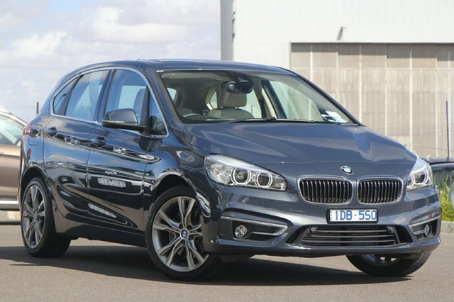 Used BMW 225i Luxury Line Active Tourer, Clayton, 2015 BMW 225i Luxury Line Active Tourer Hatchback