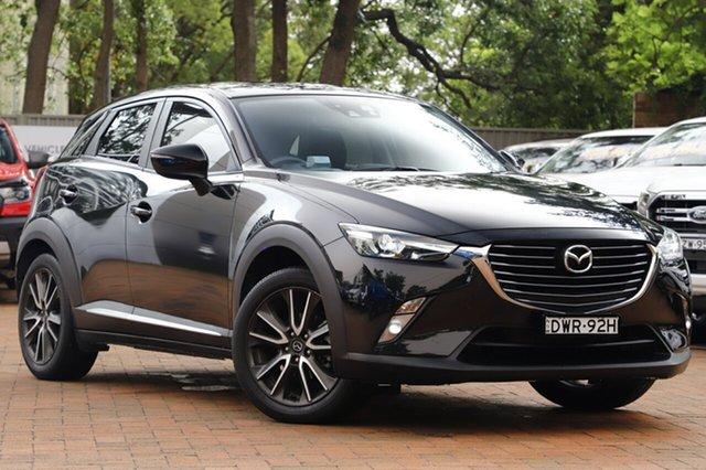 Used Mazda CX-3 Akari SKYACTIV-Drive, Artarmon, 2016 Mazda CX-3 Akari SKYACTIV-Drive Wagon
