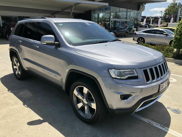Discounted Used Jeep Grand Cherokee Limited, Yamanto, 2015 Jeep Grand Cherokee Limited Wagon