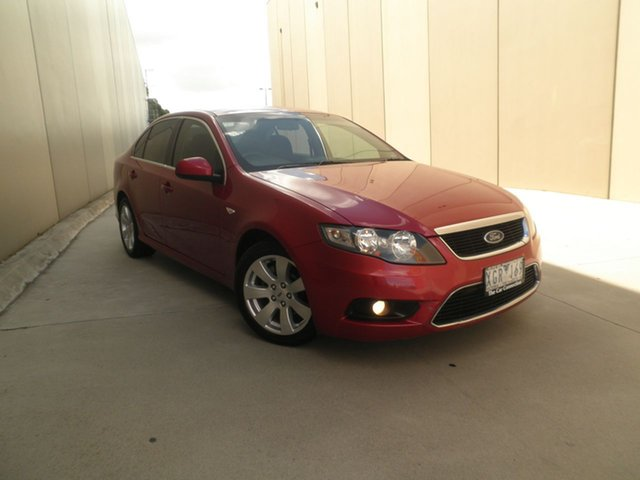 Used Ford Falcon G6, Cheltenham, 2009 Ford Falcon G6 Sedan