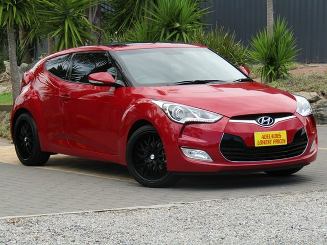 Used Hyundai Veloster + Coupe D-CT, 2014 Hyundai Veloster + Coupe D-CT Hatchback