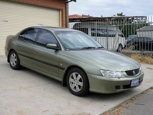 Used Holden Commodore Acclaim, Mount Lawley, 2003 Holden Commodore Acclaim Sedan